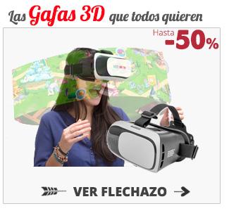 Gafas de Realiudad virtual