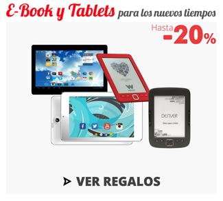 Ebook y tablet