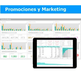 Promociones y Marketing