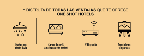 One_Shot_hotels_VENTAJAS