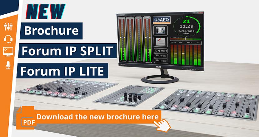 New Forum IP SPLIT and LITE Brochure