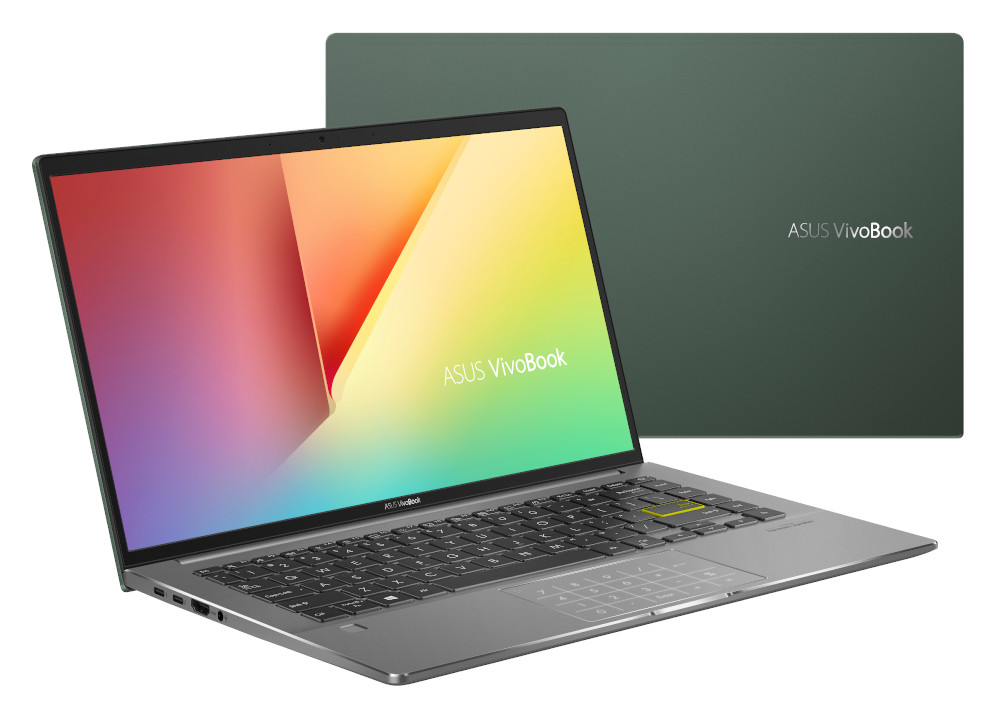 ¿Buscas una laptop ligera y con estilo? VivoBook S14 es tu nueva opción