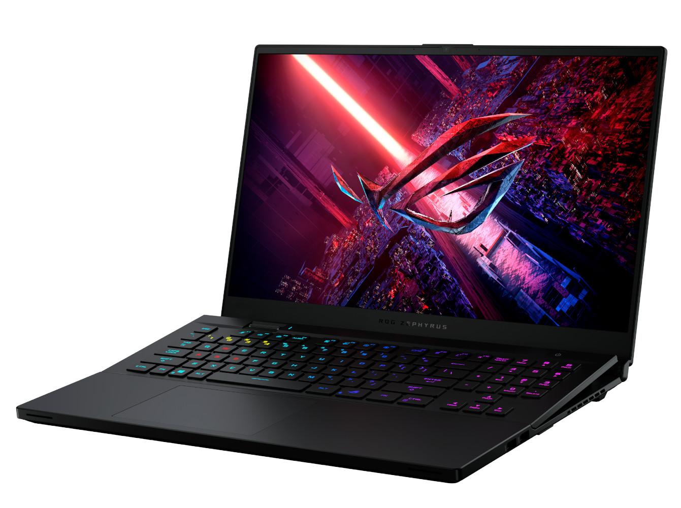 ROG anuncia la laptop gamer Zephyrus S17 Premium con teclado ascendente