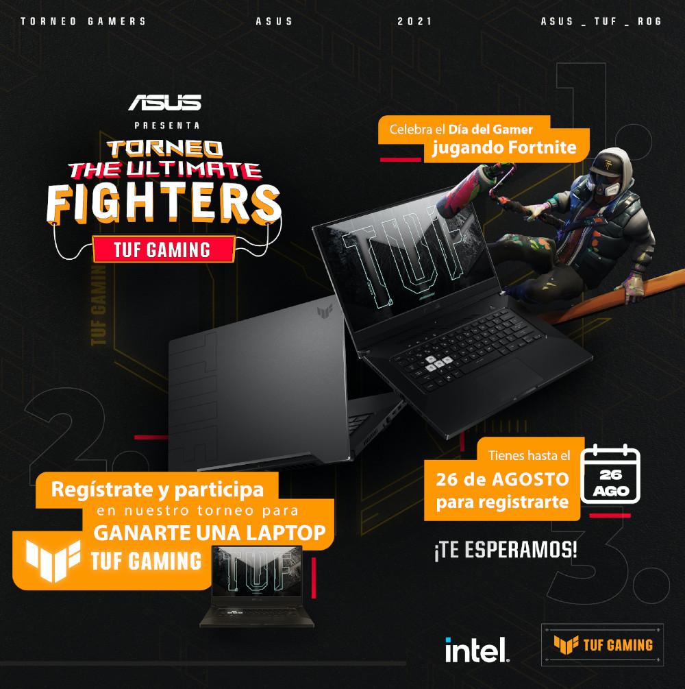 ¿Le entras a Fortnite? ASUS e Intel lanzan torneo