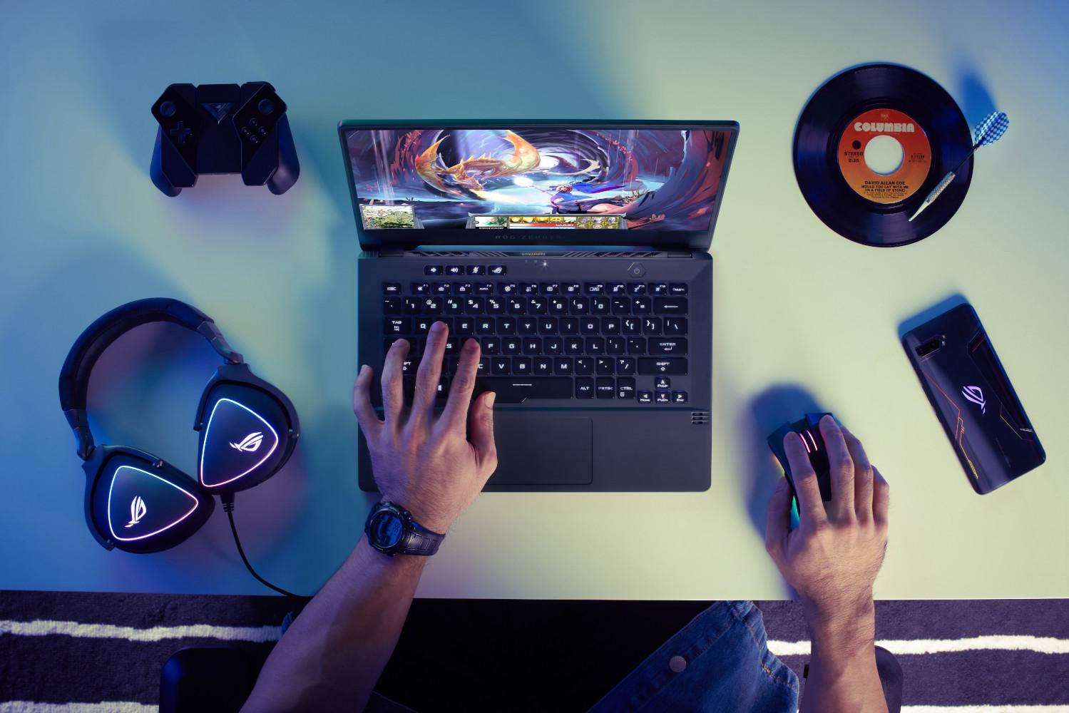 Conoce las nuevas laptops gamer ASUS y ROG más accesibles que nunca