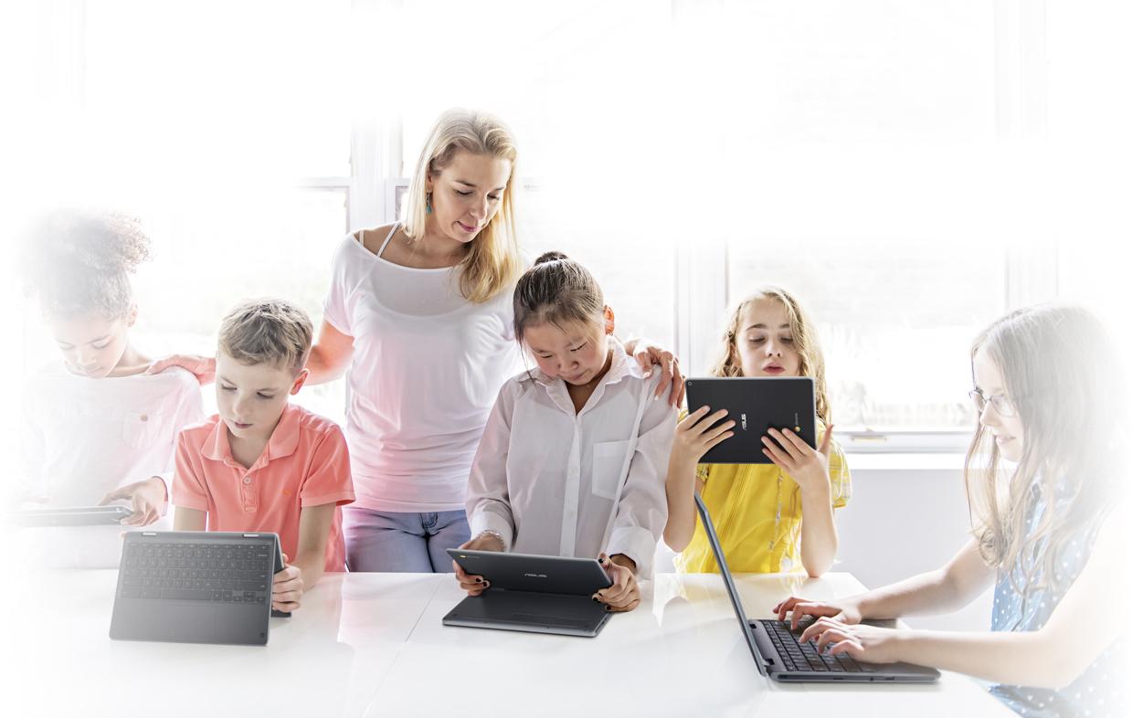 ASUS Chromebook, Enclave educativo y Google for Education