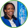 UN Special Envoy for the 2021 Food Systems Summit Dr. Agnes Kalibata