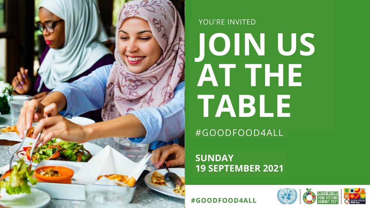 Global Shared Meal
